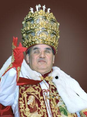 "<a href=""https://www.palmarianchurch.org/recent-popes/#elpapasangregorioxvii"" title=""Pope Saint Gregory XVII, the Very Great"">Pope Saint Gregory XVII, the Very Great<br/><i>De Glória Olívæ</i><br><br>Read more"