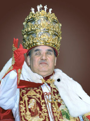 "<a href=""https://www.palmarianchurch.org/recent-popes/#elpapasangregorioxvii"" title=""Pope Saint Gregory XVII, the Very Great"">Pope Saint Gregory XVII, the Very Great<br/><i>De Glória Olívæ</i><br><br>Read more"