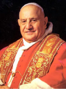 "<a href=""https://www.palmarianchurch.org/recent-popes/#papajuanxxiii"" title=""Pope Saint John XXIII"">Pope Saint John XXIII<br><i>Pastor et Nauta</i><br><br>Read more"