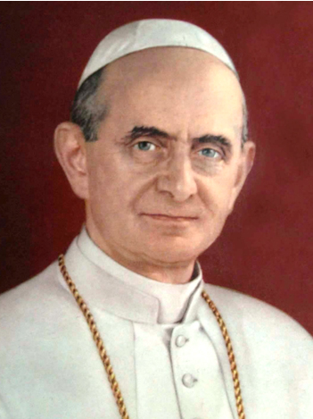 """<a href=""""/recent-popes/#papapablovi"""" title=""""Papież Święty Paweł VI"""">Papież Święty Paweł VI<br><i>Flos Florum</i><br><br>Czytaj więcej"""