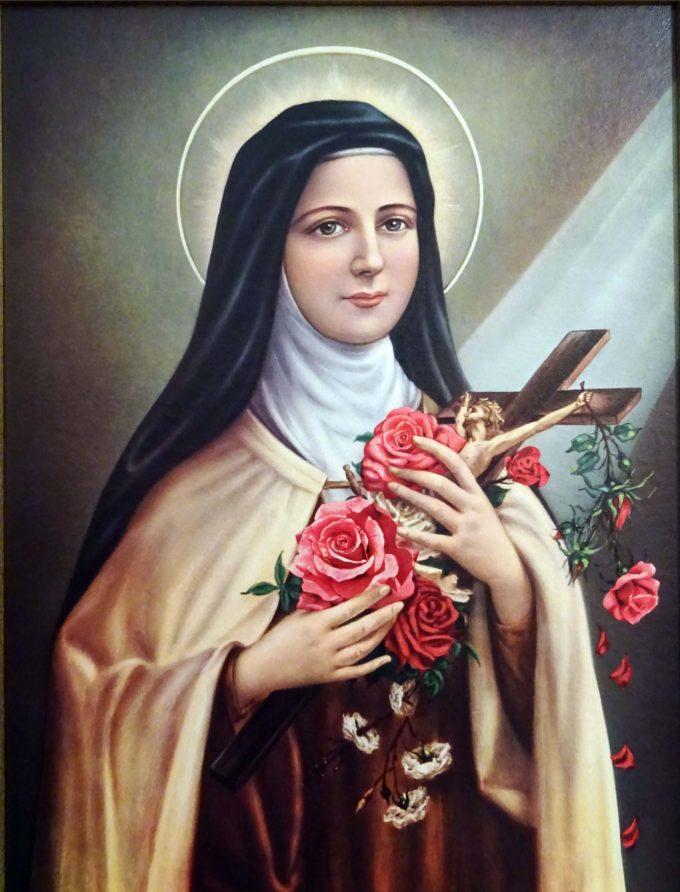 """<a href=""""/santa-teresa-ng-batang-hesus/ """" title=""""Saint Teresa of the Child Jesus"""">Santa Teresa ng Batang Hesus<br><br>Tingnan pa</a>"""