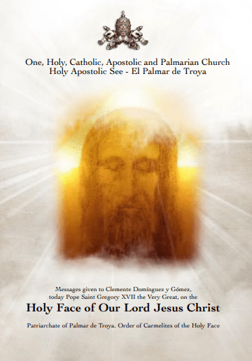 "<a href=""https://www.palmarianchurch.org/wp-content/uploads/2018/11/Messages-of-the-Holy-Face.pdf"" title=""Messages on the Holy Face"">Messages on the Holy Face   <br><br> See more</a>"