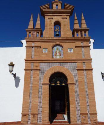 Die Kapelle mit dem Brunnenwasser heute