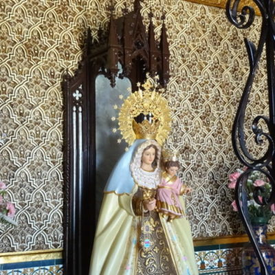 Image of Our Crowned Mother of Palmar