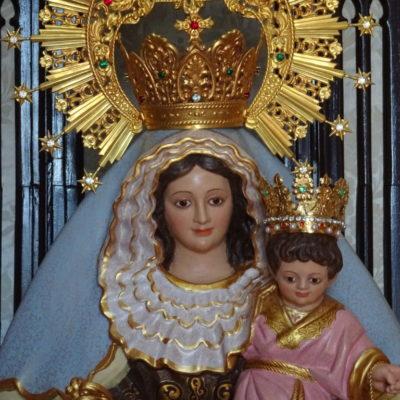 Obraz Naszej Ukoronowanej Matki z El Palmar