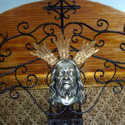 Najświętsze Oblicze w Kaplicy Świętej Studni