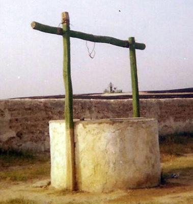 Pierwsze dni Świętej Studni