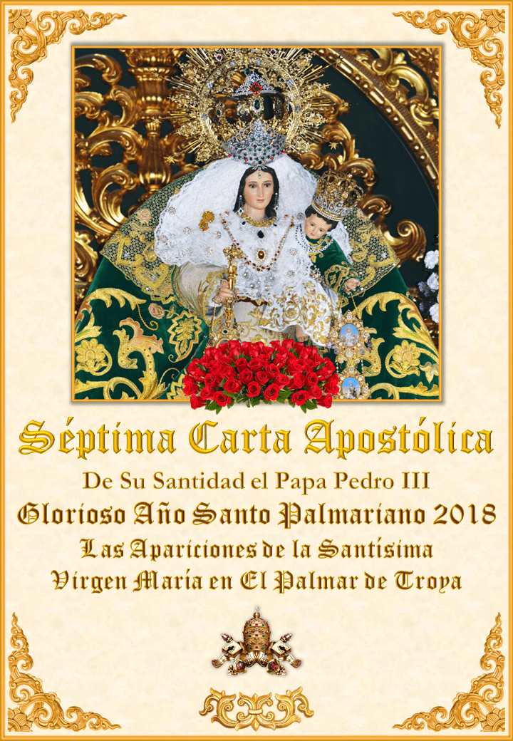 Septima Carta de Su Santidad el Papa Pedro III<br><br>Ver más