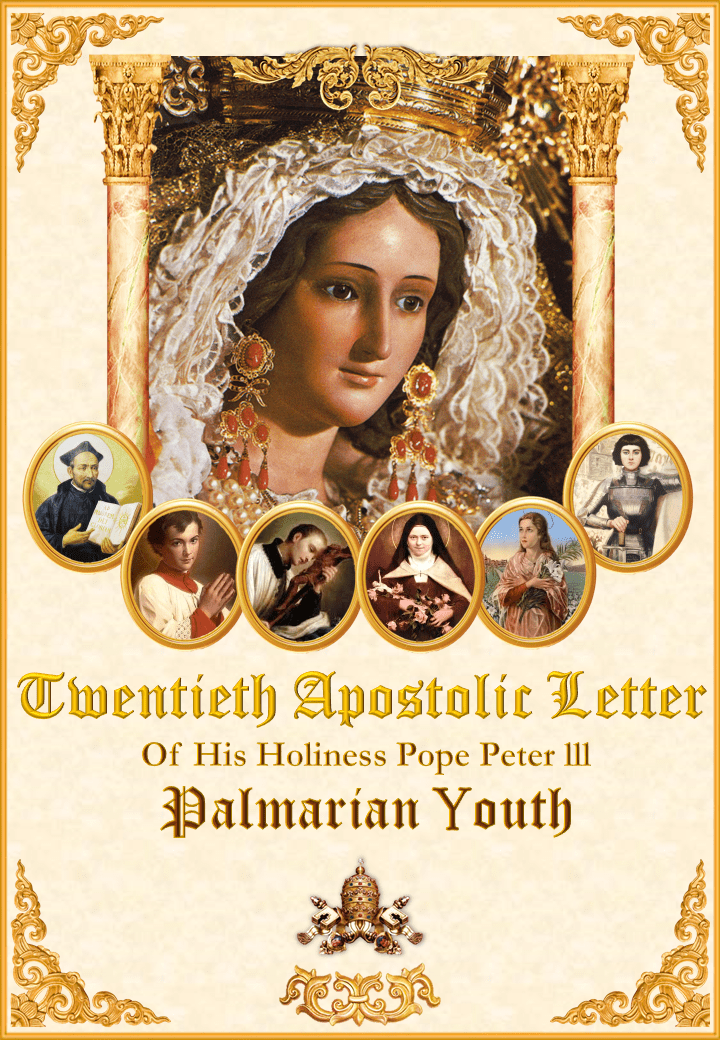 """<a href=""""/wp-content/uploads/2021/03/20th-Apostolic-Letter-English-Website-1.pdf"""" title=""""Twentieth Apostolic Letter of His Holiness Pope Peter III""""><i>Twentieth Apostolic Letter of His Holiness Pope Peter III</i><br><br></a>En Savoir Plus"""